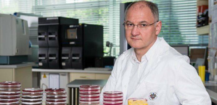 """""""Test ist nicht gleich Test"""", betont Milo Halabi, Standortleiter des Instituts für Pathologie, Mikrobiologie und molekulare Diagnostik am KH Ried."""
