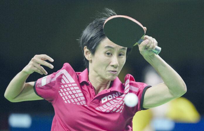 """Aufgeschoben ist nicht aufgehoben: Sofern der Körper mitmacht und die Leistung passt, wird """"Susi"""" 2021 an ihren sechsten Olympischen Spielen teilnehmen."""