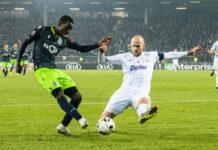 Gernot Trauner (r.) und der LASK mischten die Europa League auf, eine Fortsetzung des Bewerbs ist für den Kapitän nur schwer vorstellbar.