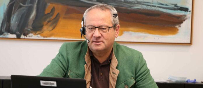 OÖ Landtagspräsident Wolfgang Stanek