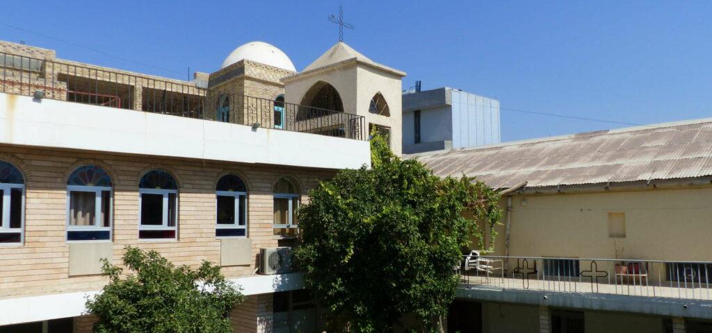 Hort der Hoffnung: Die Kirche von Sulaymaniyah.