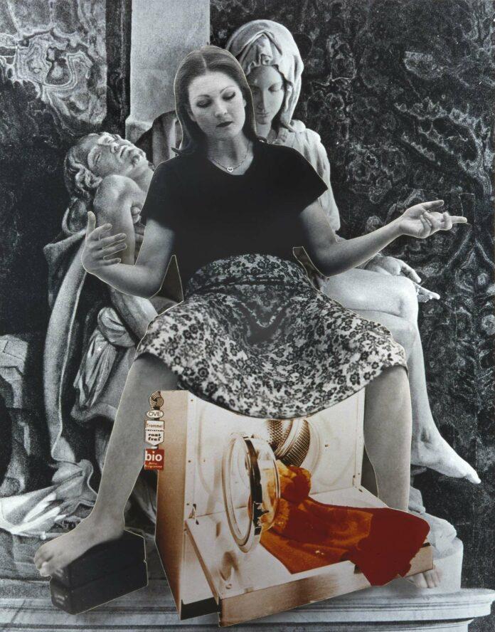 VALIE EXPORT: Geburtenmadonna (1976) — auch im Original ab heute im Francisco Carolinum zu sehen.