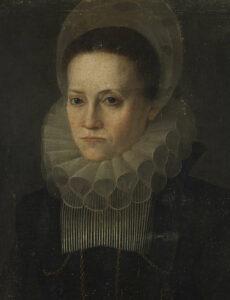 Anna Engl, geborene Furtin, Gattin des Simon Engl von und zu Wagrain
