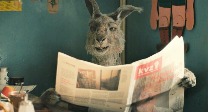 """Ab Juli gibt es den Titelhelden der """"Känguru-Chroniken"""" im Kino auch in 3D zu sehen."""