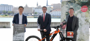 Neuer Tourismusturbo Radfahren