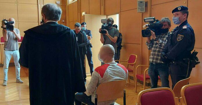 Zum Prozessauftakt herrschte großes Medieninteresse.