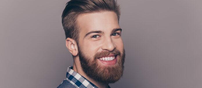 Bei männern vollbart Bart