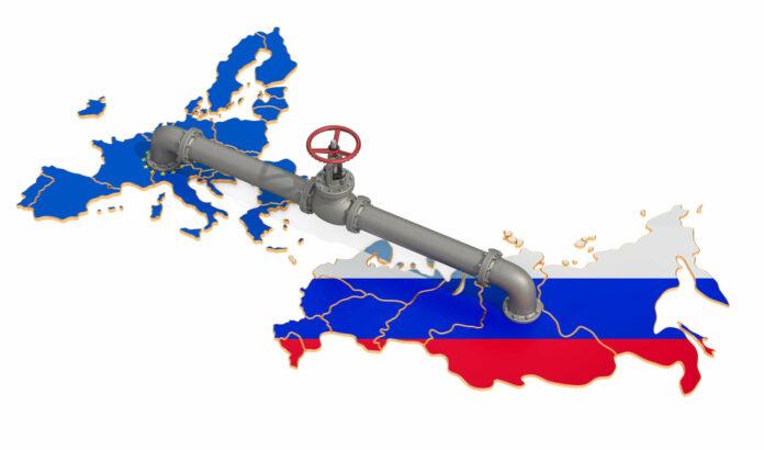 Russlands EU-Gasmarktanteil von rund 40 Prozent sollte zu denken, aber keinem US-Präsident das Recht zum Energiediktat geben.