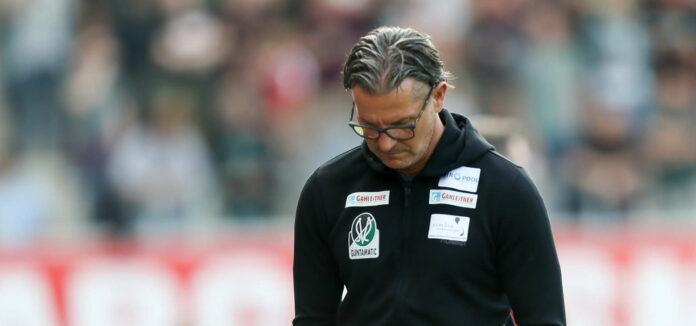 Gerald Baumgartner musste die erste Niederlage seit 23. August 2020 zur Kenntnis nehmen.