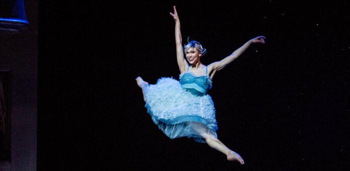 """""""Cinderella"""" tanzt ab Oktoberwieder im Musiktheater."""