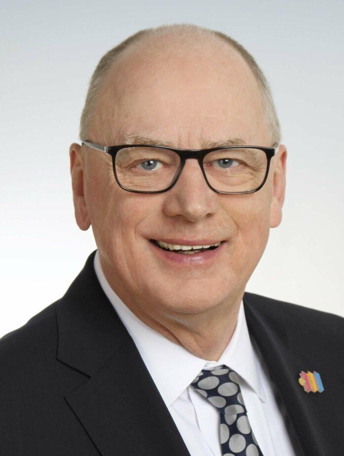 Neuer Governor für den Distrikt Westösterreich, Friedhelm Dold.