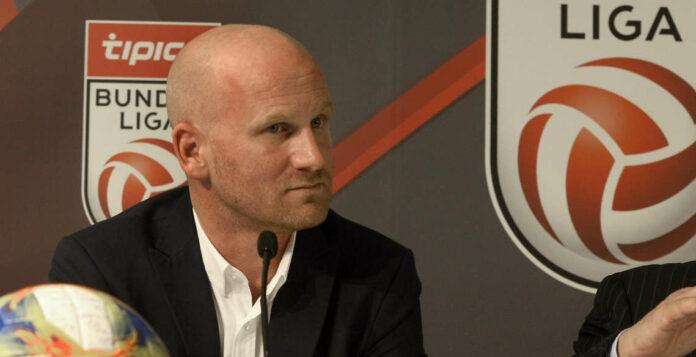 """Christian Ebenbauer ist """"stolz, dass wir als kleines Österreich die ersten beiden Ligen zu Ende spielen""""."""