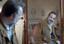 Liebe: Georges (Jean Dujardin) und seine Jacke aus Hirschwildleder