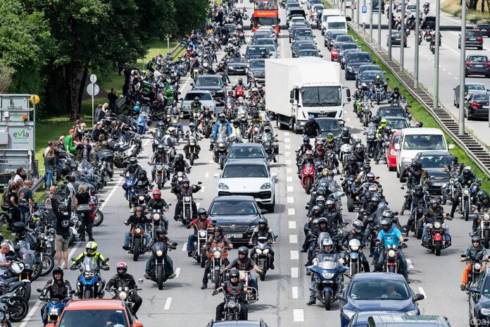 Verkehrsstörungen München
