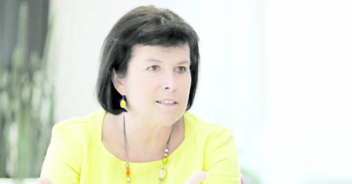 SPÖ-Landesparteichefin Birgit Gerstorfer