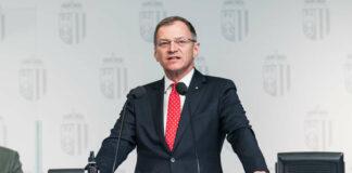 Landeshauptmann Thomas Stelzer