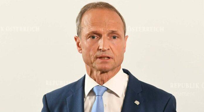 ÖVP-Fraktionsführer Wolfgang Gerstl