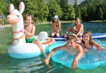 Am Freitag sollte man die Badesachen einpacken, denn denn schon morgen ist es mit der sommerlichen Hitze wieder vorbei.