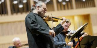 Begeisterten: Gunar Letzbor und seine Musiker