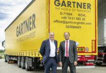 Schwarzmüller und Gartner: Die beiden Familienunternehmen mit einer mehr als 100-jährigen Tradition verbindet bereits eine lange Partnerschaft.