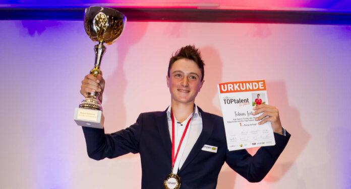 Ab 29. August wird der Nachfolger von Tennis-Ass Tobias Leitner als VOLKSBLATT-TopTalent gesucht.
