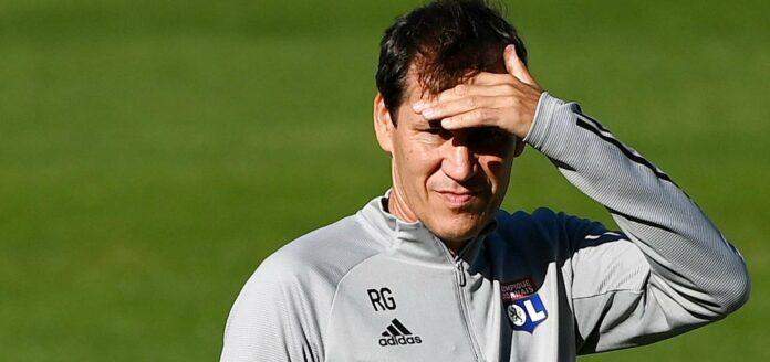 Lyon-Trainer Rudi Garcia weiß um die Außenseiterrolle, rechnet sich aber auch gegen die Bayern etwas aus.