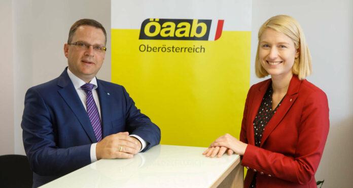 Der ÖAAB OÖ ist stark vernetzt und gut aufgestellt, darin sind sich ÖAAB-Bundesobmann August Wöginger und die designierte Landesobfra LH-Stv. Christine Haberlander einig.