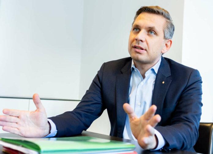 OÖVP-Sozialsprecher Wolfgang Hattmannsdorfer