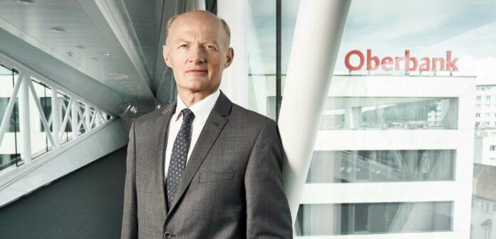 """Oberbank-Generaldirektor Franz Gasselsberger: """"Bei der Expansion setzen wir heuer trotz Corona-Krise das um, was wir uns für dieses Jahr vorgenommen haben."""""""
