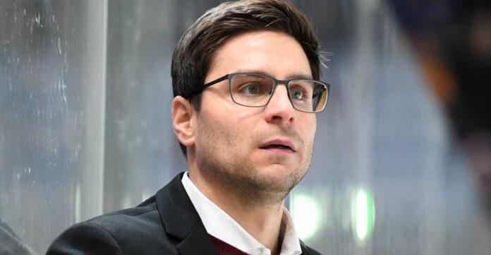Neo-Cheftrainer Pierre Beaulieu will mit den Black Wings in der neuen Saison durchstarten.