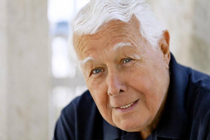 Ein Mann mit vielen Talenten, der sich nicht wie 90 fühlt: Peter Weck.