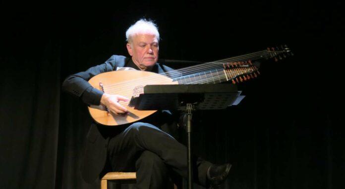 Hubert Hoffmann im Stadttheater Grein