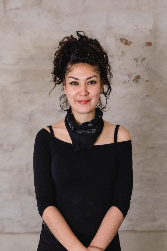 """Süheyla Schwenk erhielt für """"Jiyan"""" den mit 2500 Euro dotierten Hauptpreis."""
