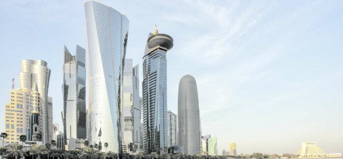 Die modernen Glitzerfassaden von Doha kaschieren einen Muslimbruder-Islam, der auch nach Europa exportiert wird.