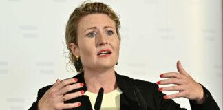 Integrationsministerin Susanne Raab