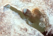 Immer volle Kraft voraus: Bernhard Reitshammer weiß, dass er noch schneller schwimmen kann, wie zuletzt.