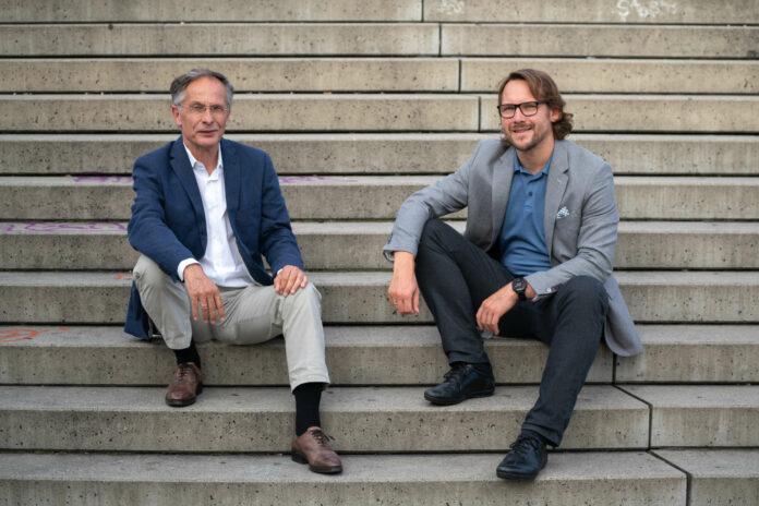 V. l.: Schwarzmair und Jandl