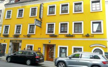 In dem Hotel am Graben in Linz war in der Nacht zum Mittwoch das Feuer gelegt worden.