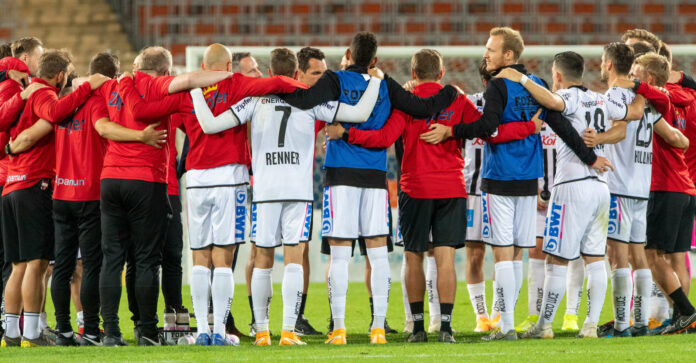 FUSSBALL: EUROPA LEAGUE / QUALIFIKATION / 3. RUNDE: LASK LIN