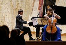 Harmonisches Duo: Aaron Pilsan und Julia Hagen