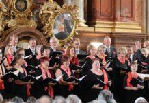 Das Collegium Vocale darf auch diesmal im Programm nicht fehlen.
