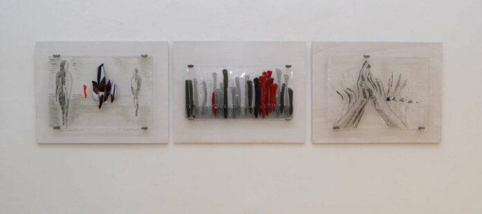 Glasarbeiten von Marlene Schröder