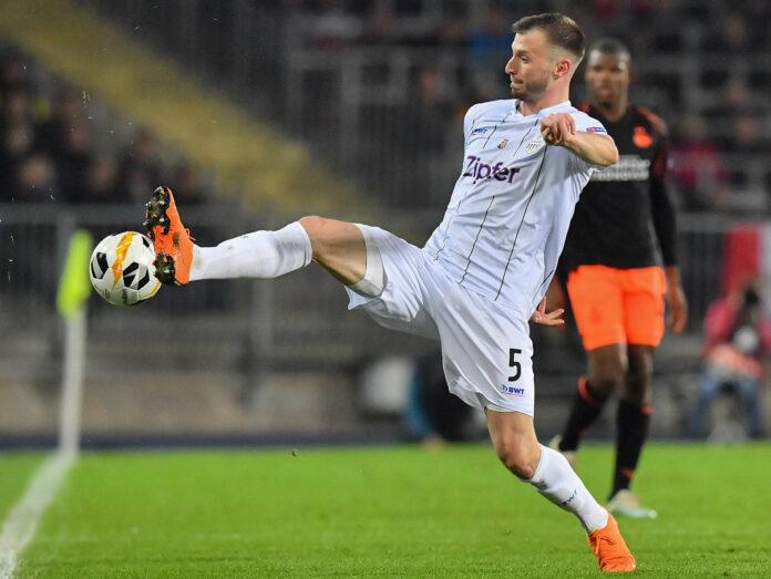 An Spiele auf der Linzer Gugl hat LASK-Abwehrspieler Petar Filipovic bisher nur gute Erinnerungen.