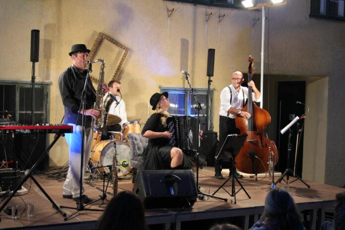 Ein Live-Genuss: das Quartett Salon Odjila