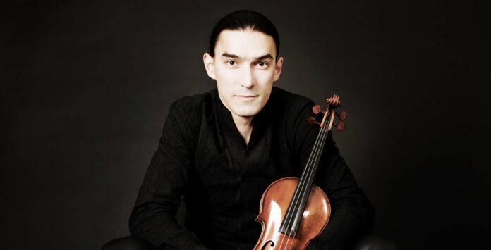 Tritt am MIttwoch erstmals in Linz auf:Geigenvirtuose Sergey Malov.