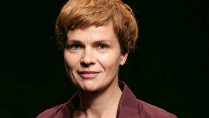 Liest: Schauspielerin Bettina Buchholz