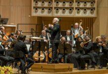 Hans Graf dirigierte