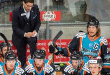 Trainer Pierre Beaulieu will den Black Wings auch gegen die Vienna Capitals das richtige Rezept aufschreiben.