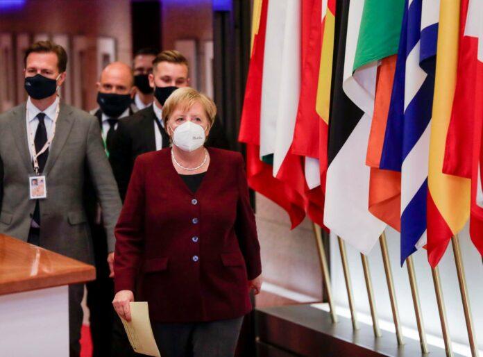 Die Coronakrise war natürlich während des EU-Gipfels allgegenwärtig. Deutschland hat derzeit den EU-Ratsvorsitz inne, und Kanzlerin Angela Merkel (Bild) gab die Richtung vor.