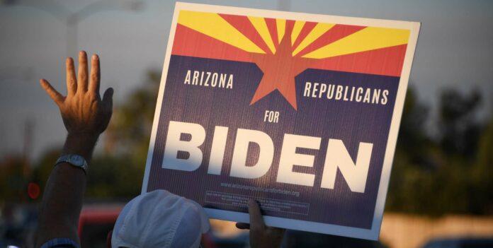 Immer mehr Republikaner haben von Donald Trump die Nase voll und unterstützen den Demokraten Joe Biden.
